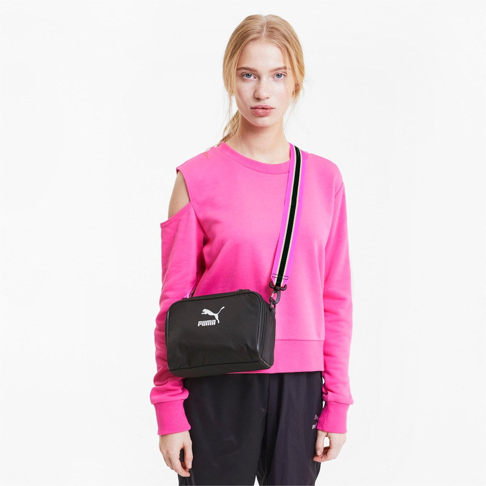 Изображение Puma Сумка Prime Fluo Shoulder Bag #2