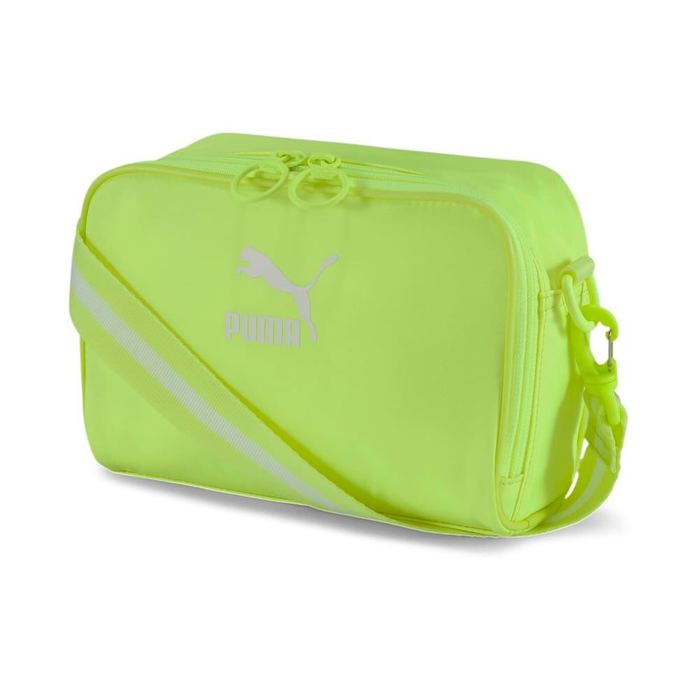 Изображение Puma Сумка Prime Fluo Shoulder Bag #1