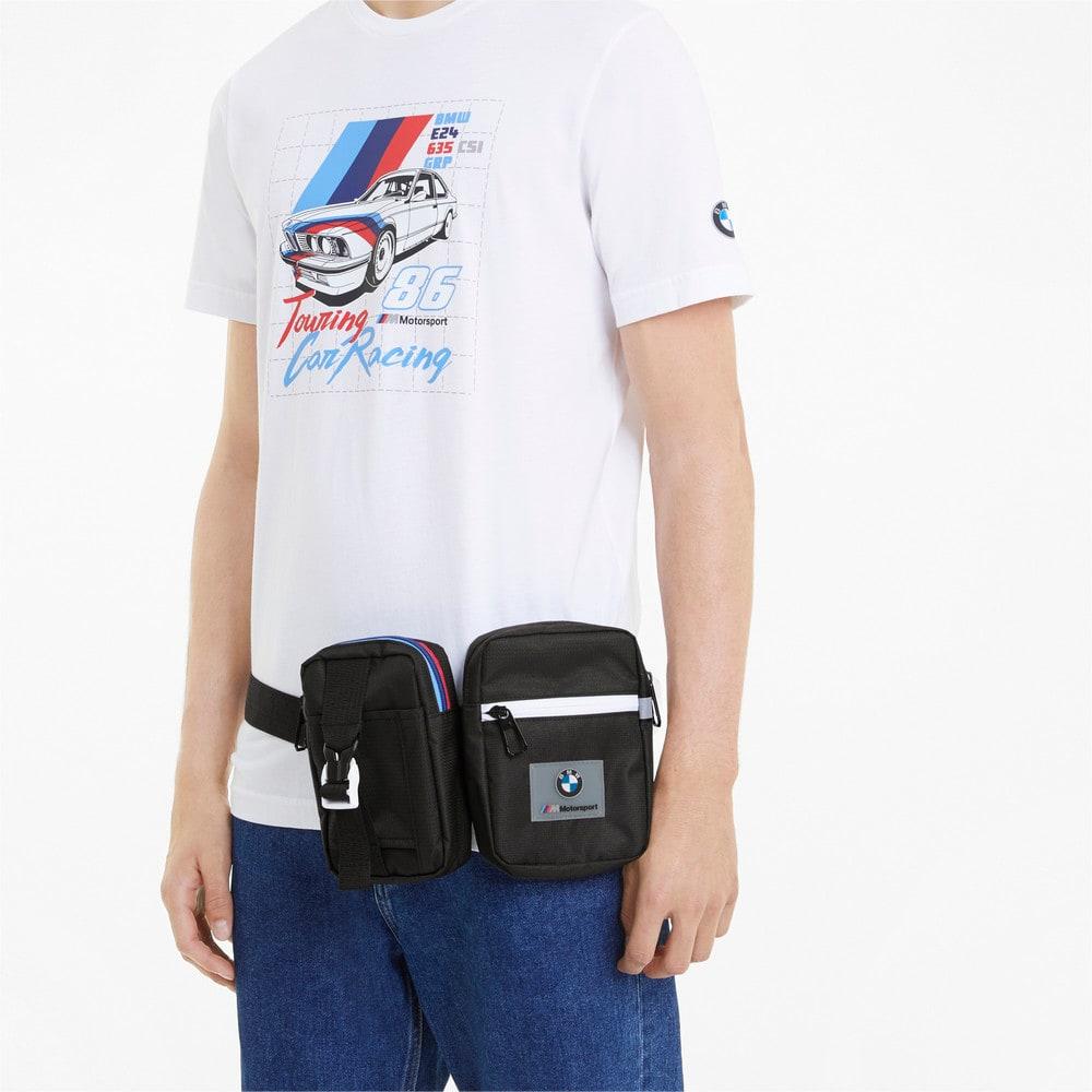 Изображение Puma Сумка на пояс BMW M Motorsport Utility Bag #2