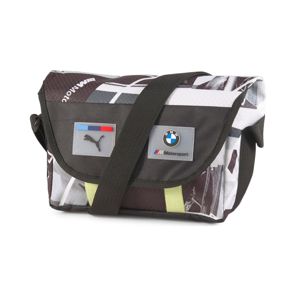 Изображение Puma Сумка BMW M Motorsport Street Mini Messenger Bag #1