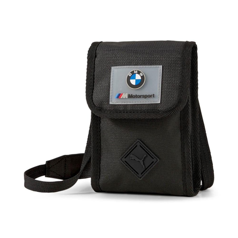 Изображение Puma Сумка BMW M Motorsport Small Portable Bag #1