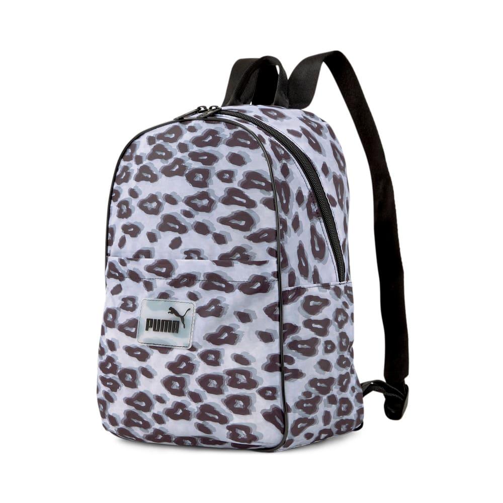 Изображение Puma Рюкзак Pop Women's Backpack #1: Puma Black-animal graphic