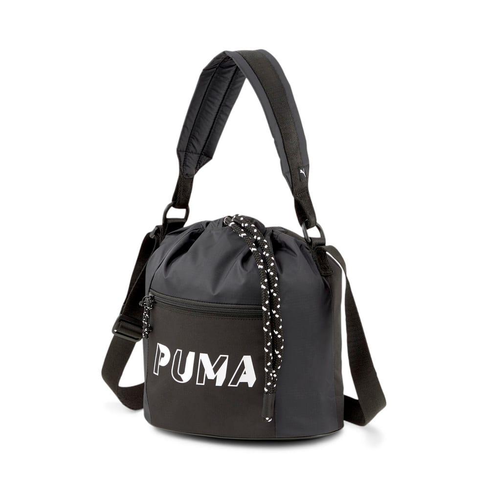 Image PUMA Bolsa Saco Bucket Base Feminina #1