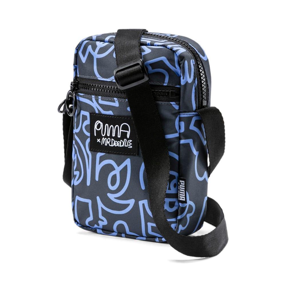 Изображение Puma Сумка PUMA x MR DOODLE Portable Bag #1