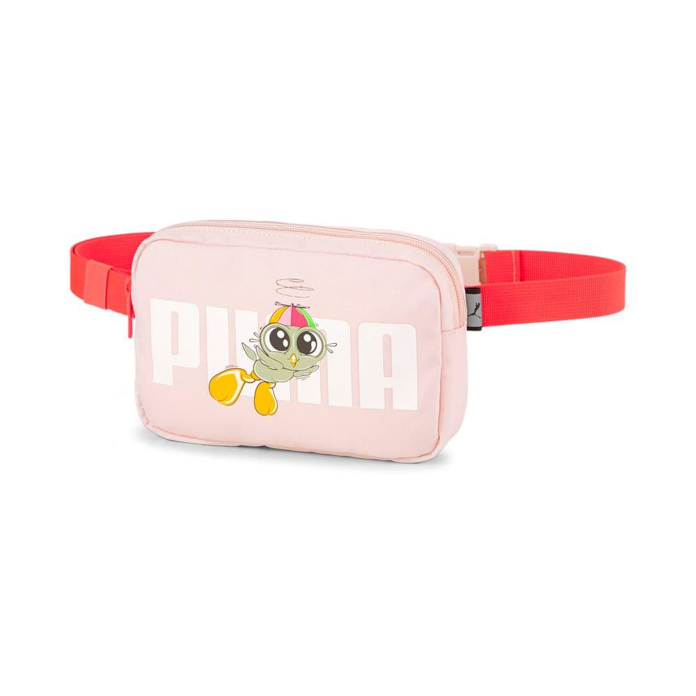 Изображение Puma Детская сумка на пояс Animals Youth Waist Bag #1: Lotus-OWL