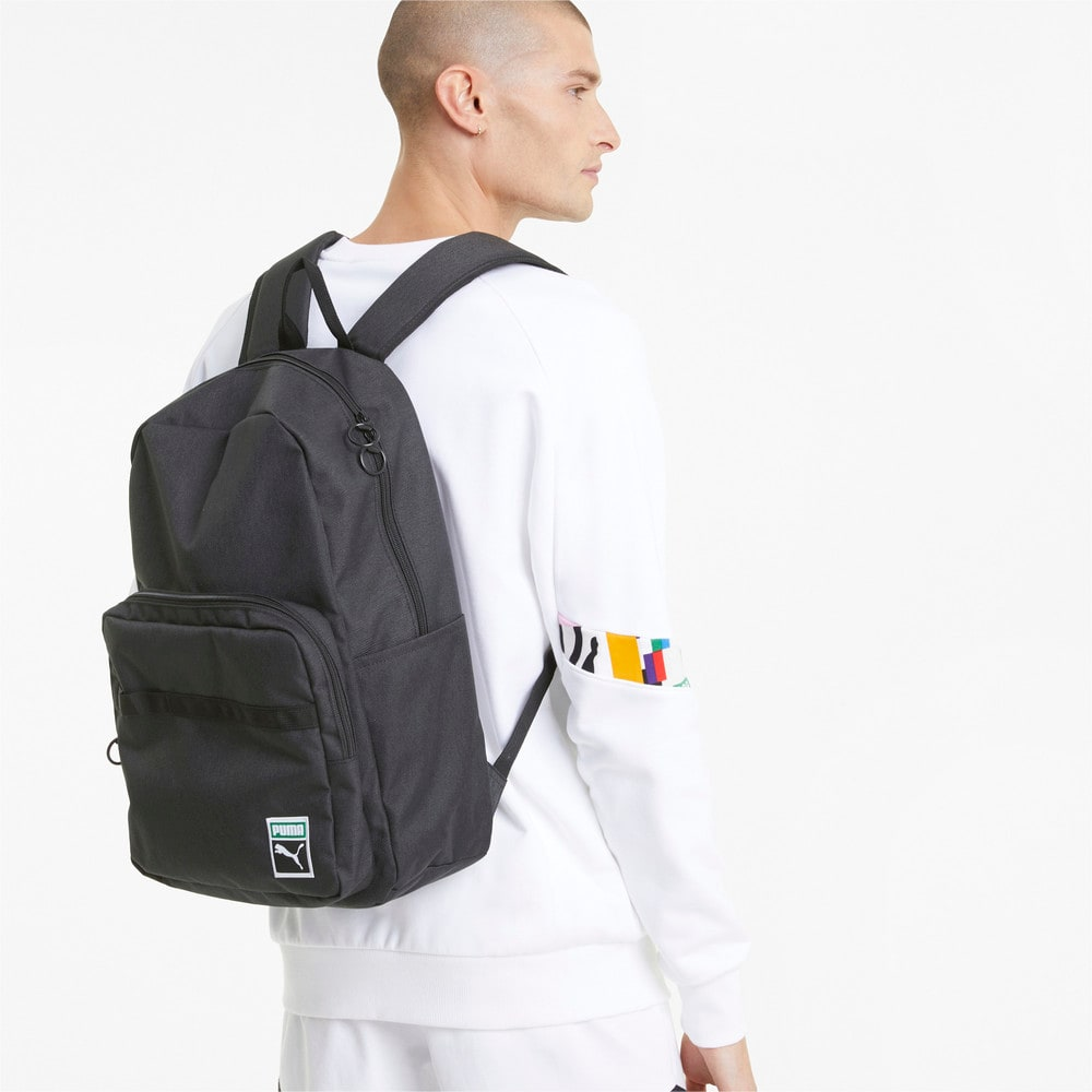 Изображение Puma Рюкзак Originals Futro Backpack #2