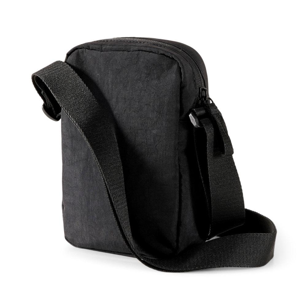 Изображение Puma Сумка EvoPLUS Compact Portable Bag #2: Puma Black