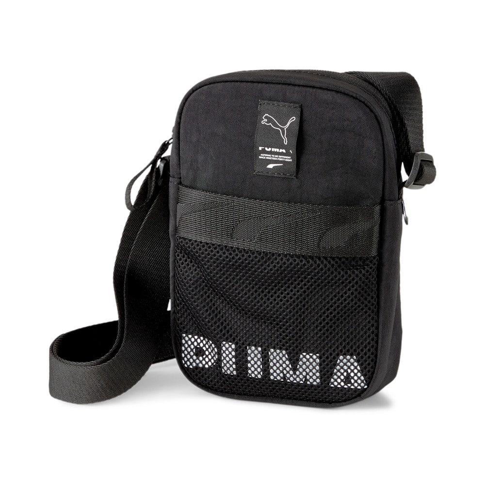Изображение Puma Сумка EvoPLUS Compact Portable Bag #1: Puma Black