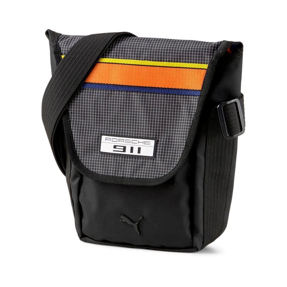 Изображение Puma Сумка Porsche Legacy Small Messenger Bag #1