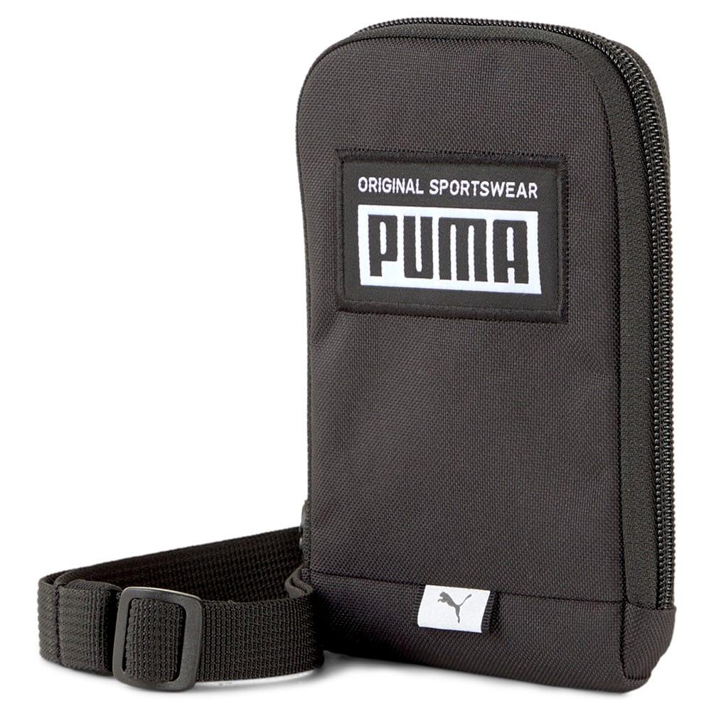Изображение Puma Кошелек Academy Neck Wallet #1: Puma Black