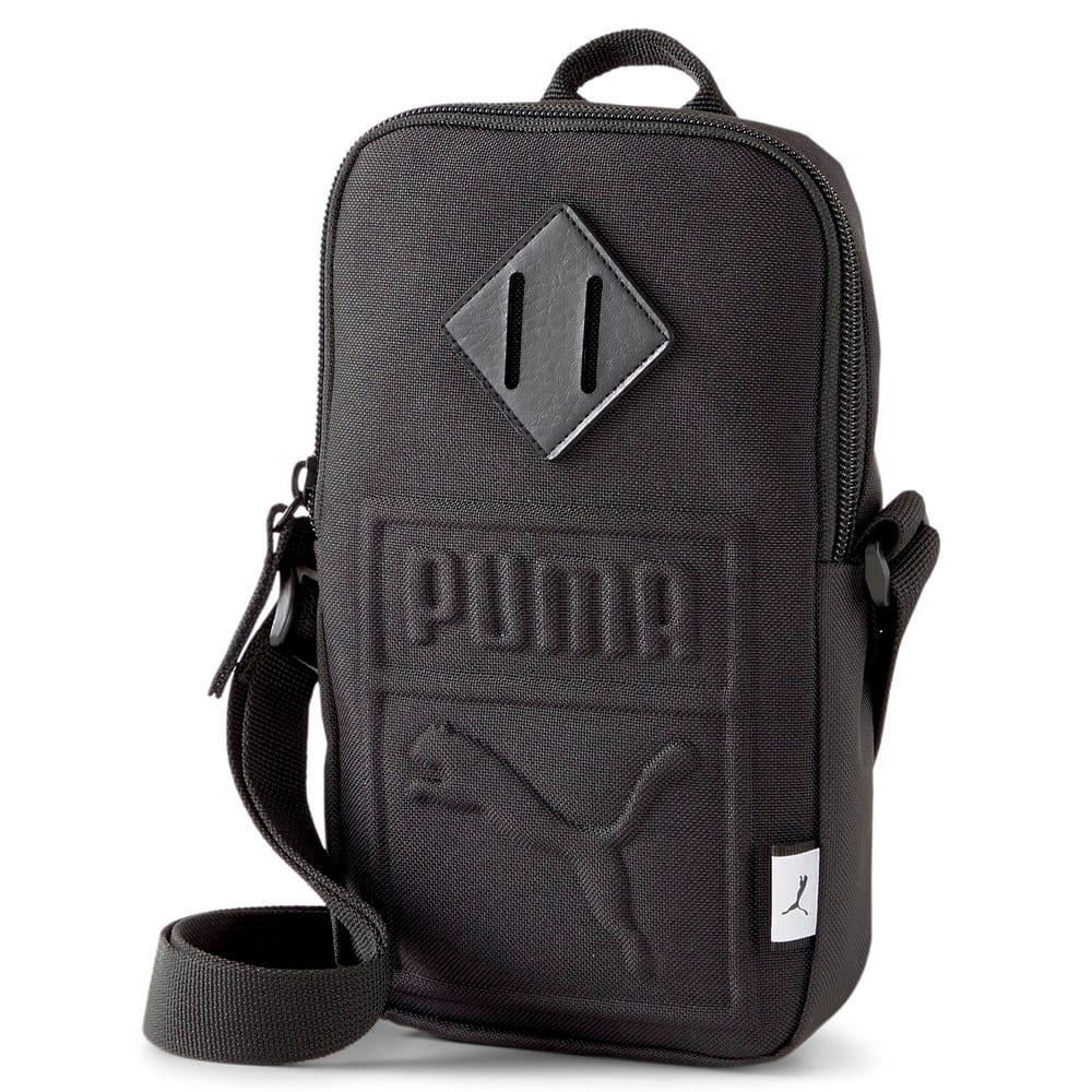 Изображение Puma Сумка Portable Shoulder Bag #1: Puma Black