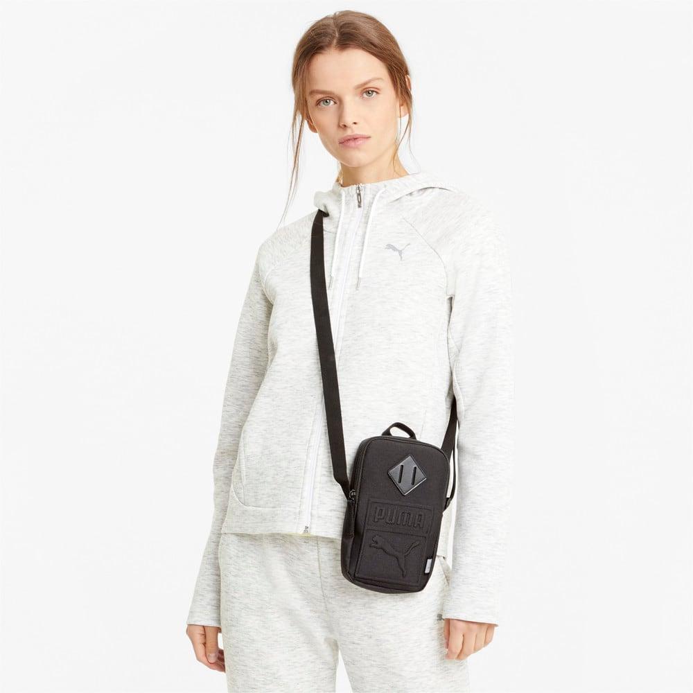 Изображение Puma Сумка Portable Shoulder Bag #2: Puma Black