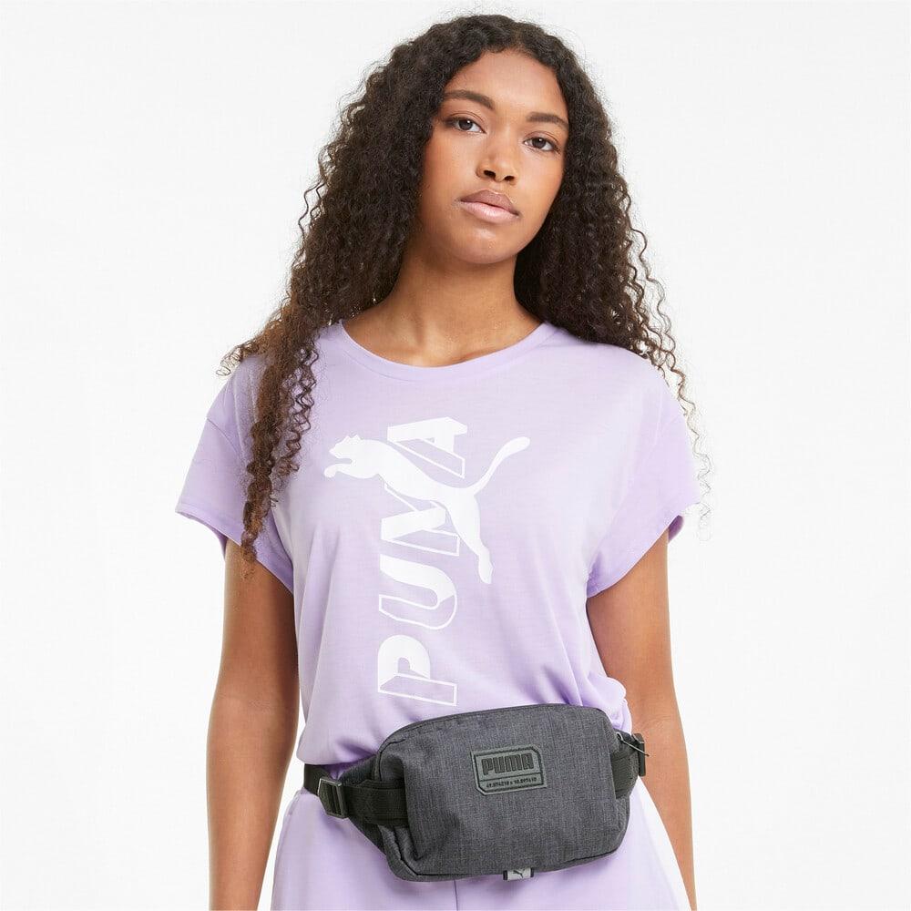 Изображение Puma Сумка на пояс City Waist Bag #2