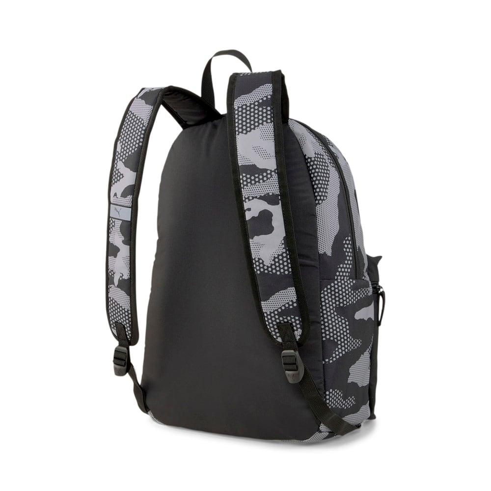 Изображение Puma Рюкзак Phase Printed Backpack #2: Puma Black-Camo AOP