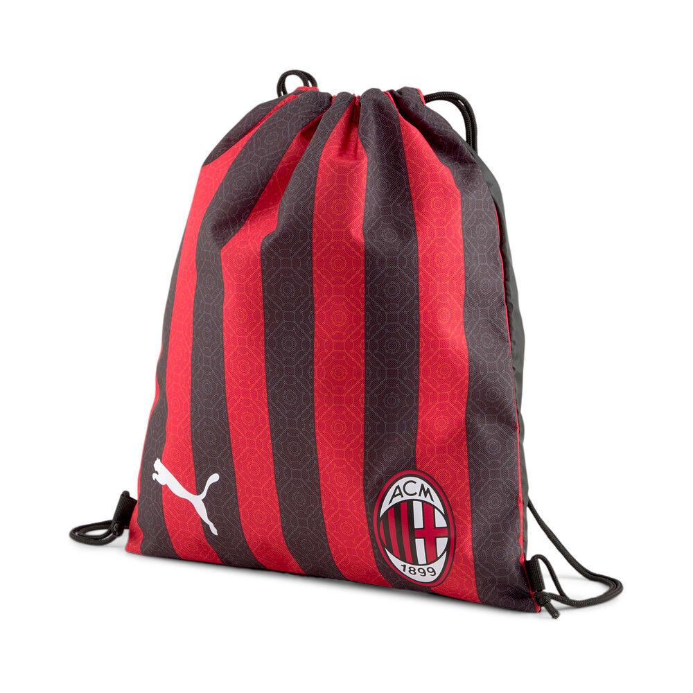 Изображение Puma Сумка-рюкзак AC Milan Gym Sack #1