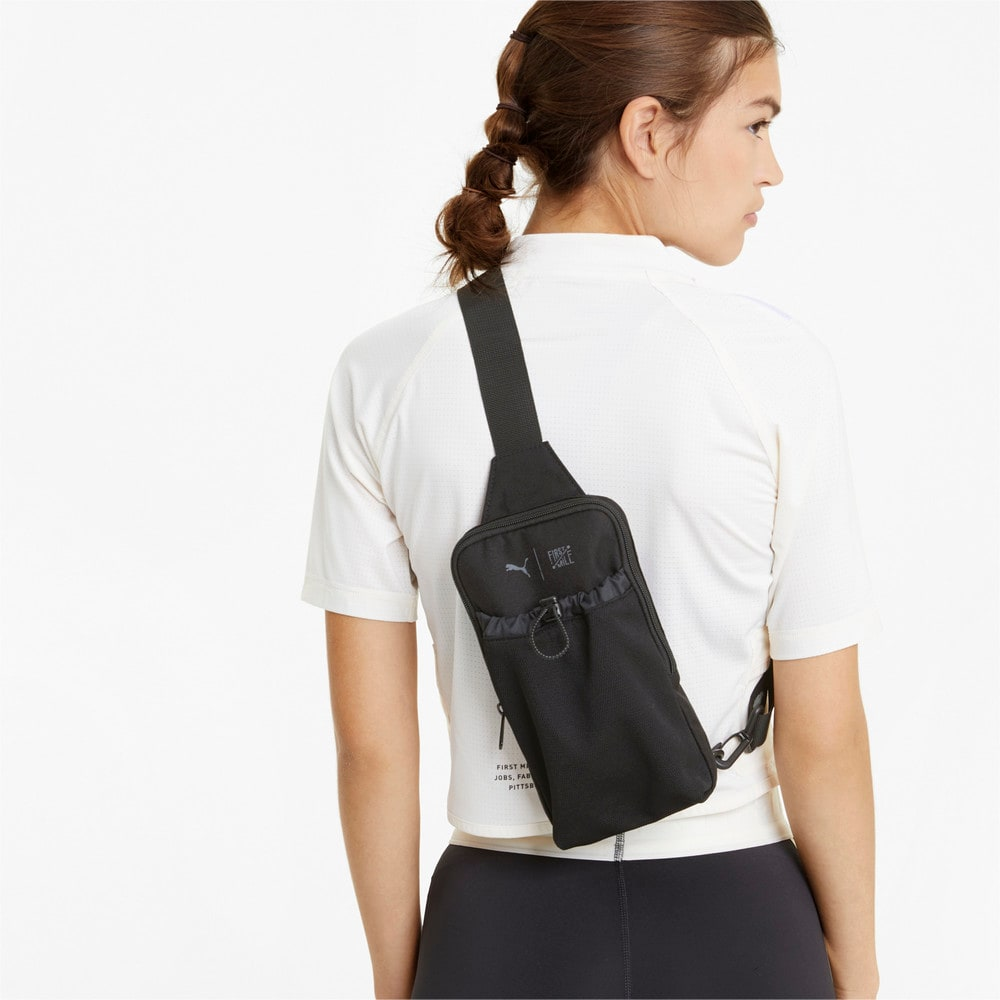 Изображение Puma Сумка PUMA x FIRST MILE Cross-Body Training Bag #2