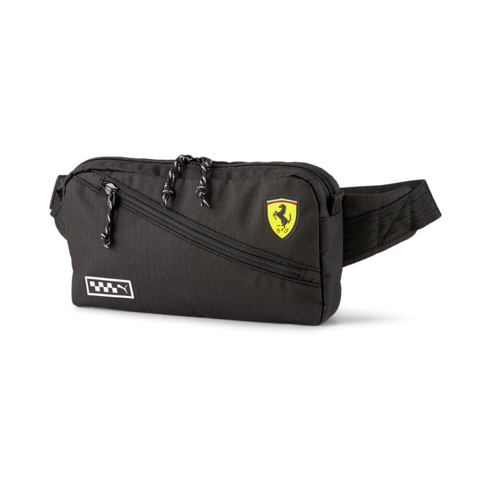 Изображение Puma Сумка на пояс Scuderia Ferrari Waist Bag #1