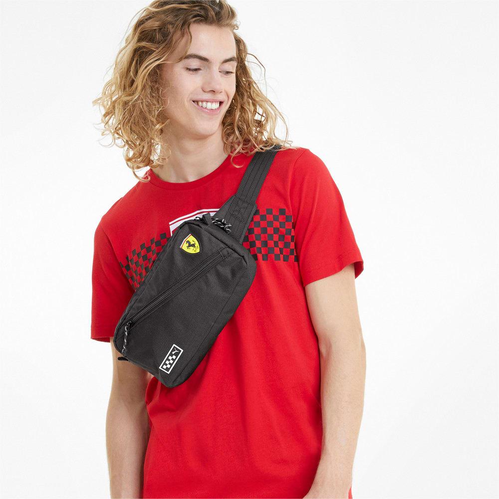 Изображение Puma Сумка на пояс Scuderia Ferrari Waist Bag #2
