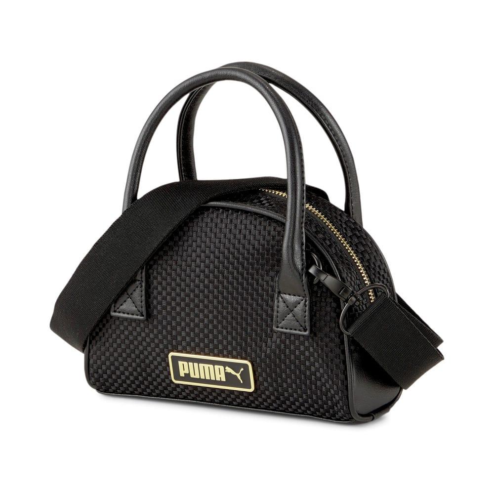 Изображение Puma Сумка Premium Mini Women's Grip Bag #1: Puma Black