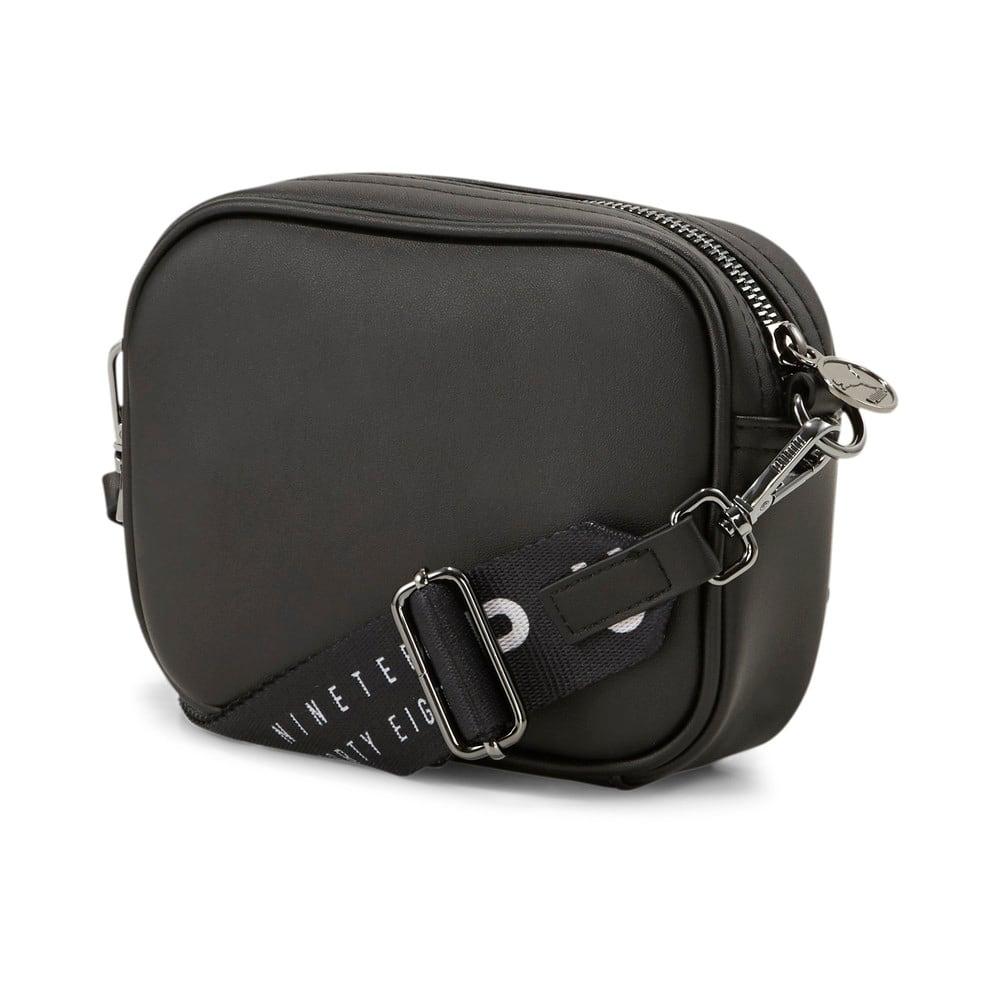 Изображение Puma Сумка Sense Women's Cross Body Bag #2: Puma Black
