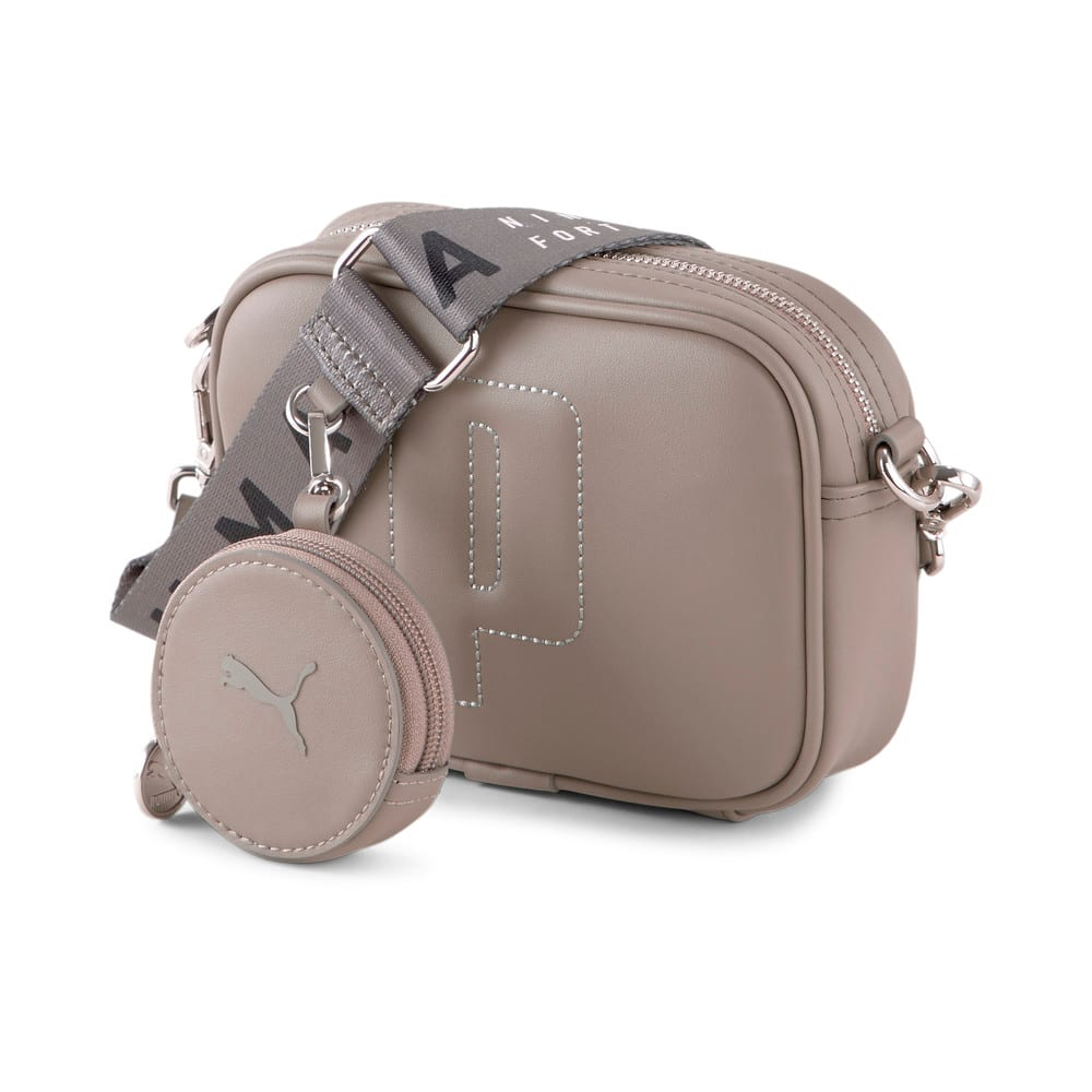 Изображение Puma Сумка Sense Women's Cross Body Bag #1: Moon Rock