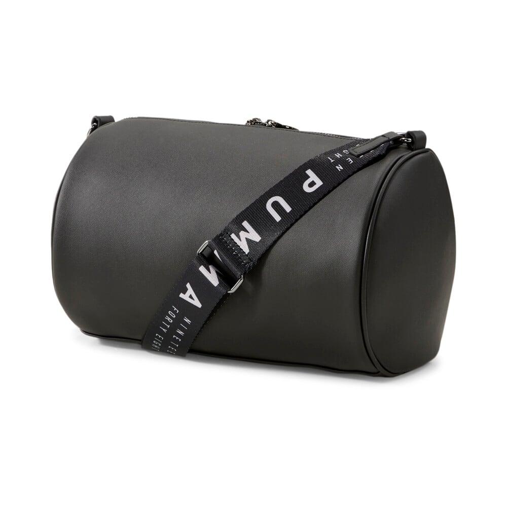 Изображение Puma Сумка Sense Women's Barrel Bag #2: Puma Black