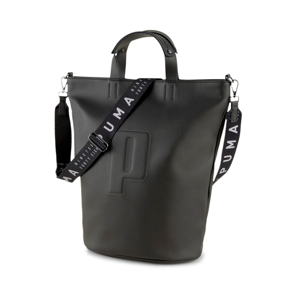 Зображення Puma Сумка Sense Women's Shopper #1: Puma Black
