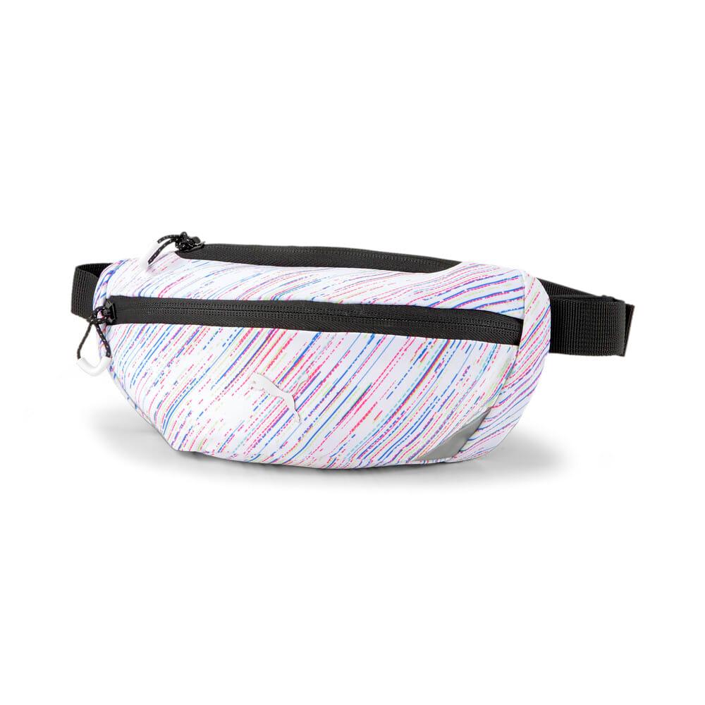 Зображення Puma Сумка на пояс Classic Running Waist Bag #1: Puma White-spectra