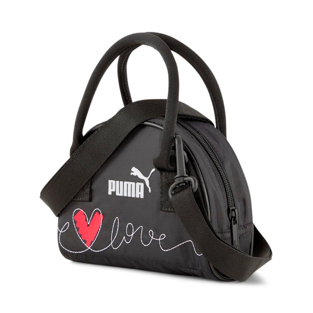 Изображение Puma Сумка Valentine's Mini Grip Women's Shoulder Bag #1