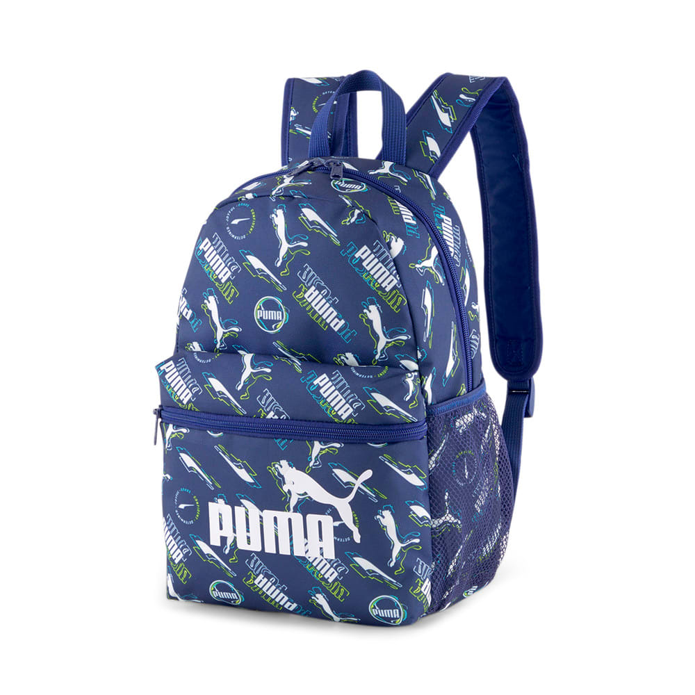 Изображение Puma Детский рюкзак Phase Small Youth Backpack #1