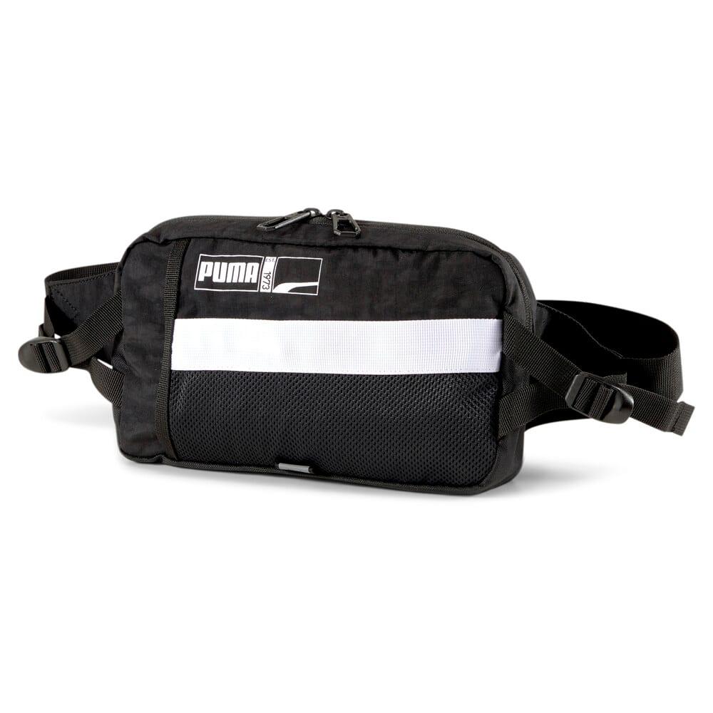 Зображення Puma Сумка на пояс Player Basketball Waist Bag #1: Puma Black