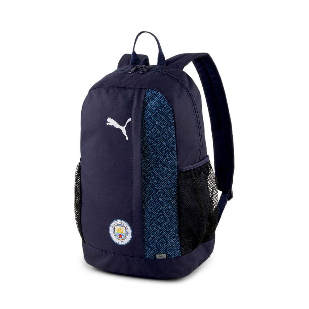 Изображение Puma Рюкзак Man City FtblCore Plus Football Backpack #1
