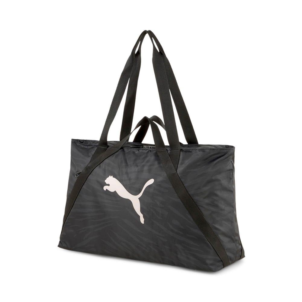 Изображение Puma Сумка Essentials Women's Training Shopper #1: Puma Black