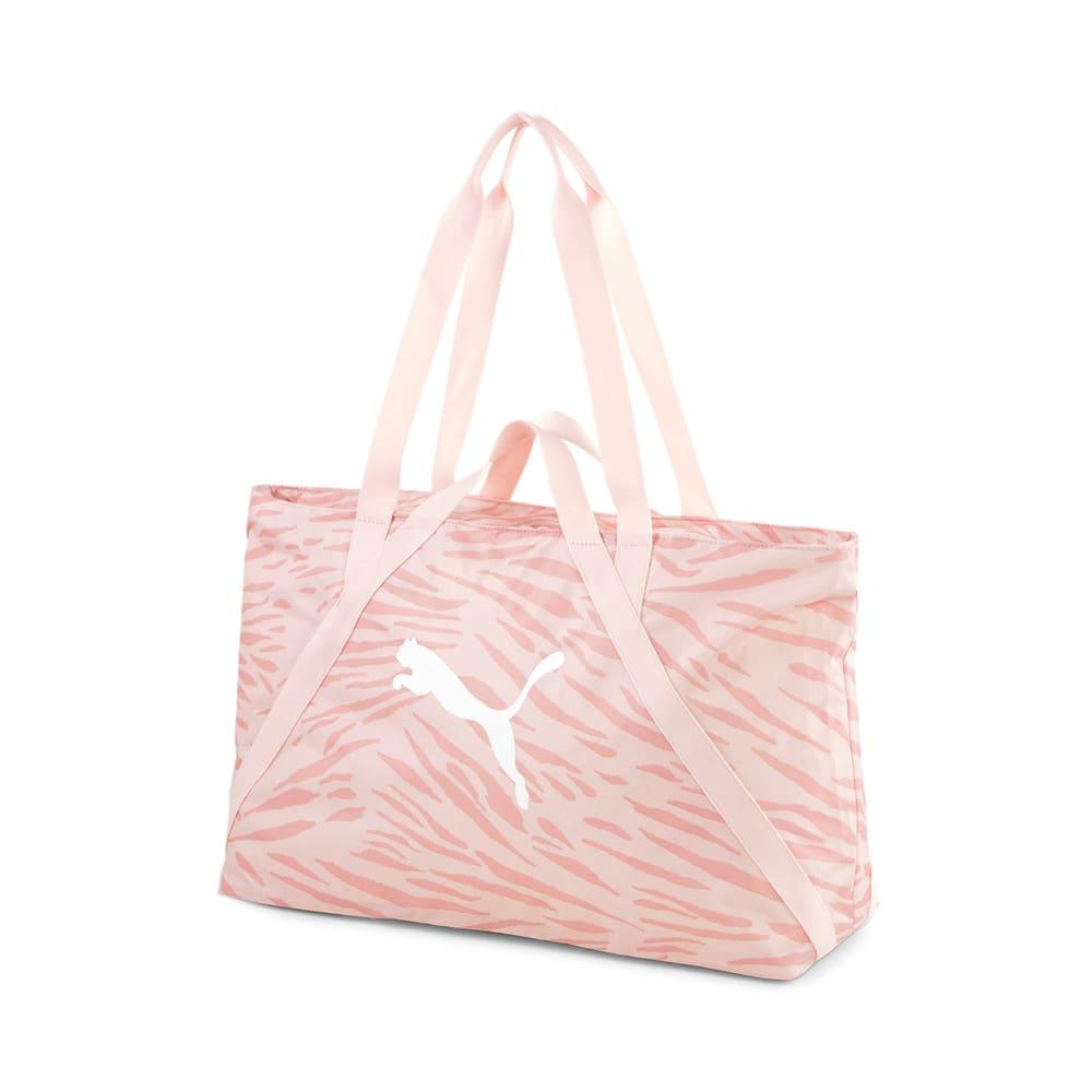 Изображение Puma Сумка Essentials Women's Training Shopper #1: Lotus