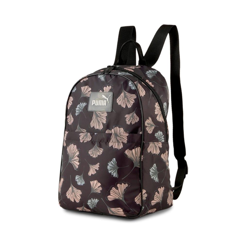 Изображение Puma Рюкзак Pop Women's Backpack #1: puma black-AOP
