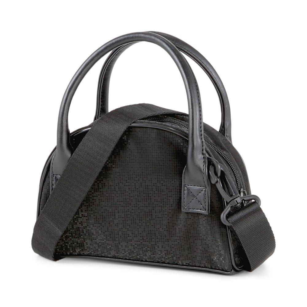 Изображение Puma Сумка Time Mini Women's Grip Bag #2: Puma Black