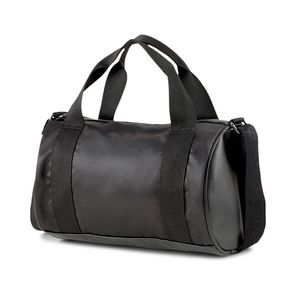 Зображення Puma Сумка Premium Women's Barrel Bag #2: Puma Black