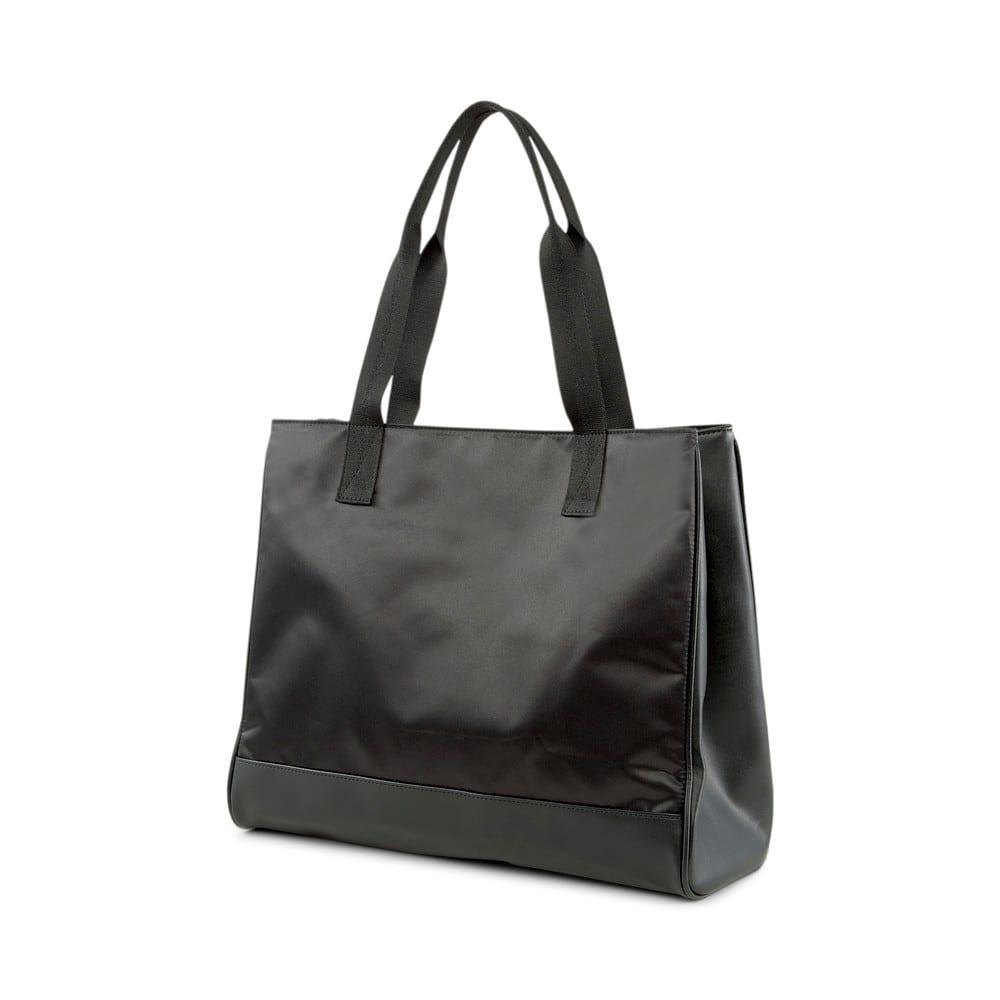 Изображение Puma Сумка Premium Large Women's Shopper #2: Puma Black