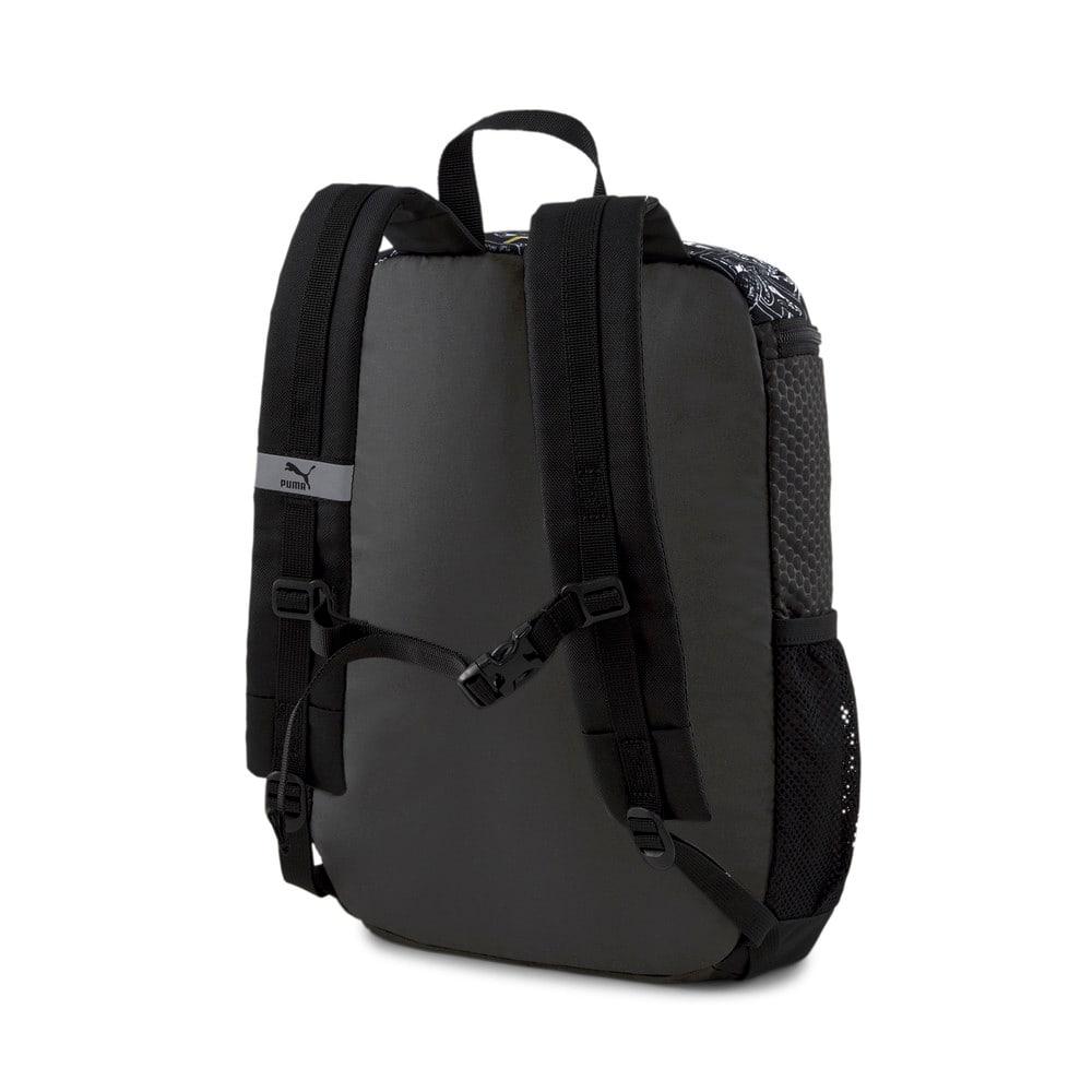 Изображение Puma Детский рюкзак PUMA x PEANUTS Youth Backpack #2: Puma Black