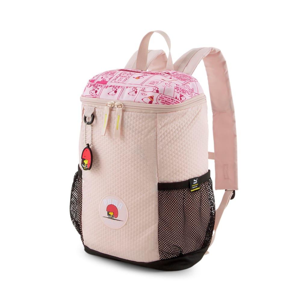 Изображение Puma Детский рюкзак PUMA x PEANUTS Youth Backpack #1: Lotus