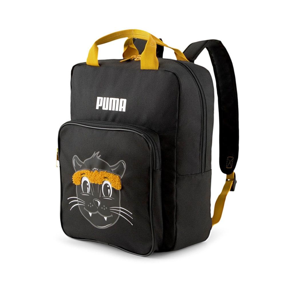 Изображение Puma Детский рюкзак Animals Youth Backpack #1: Puma Black-PUMA