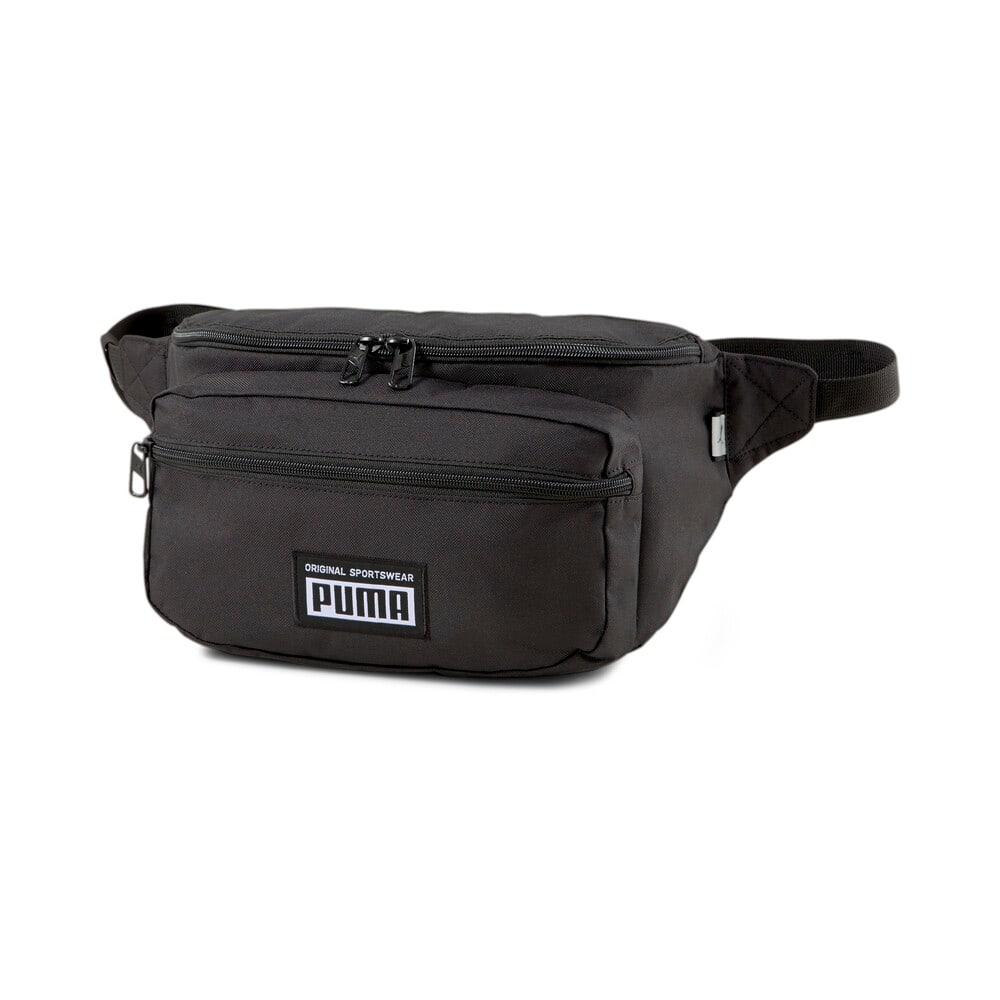 Зображення Puma Поясна сумка Academy Waist Bag #1: Puma Black