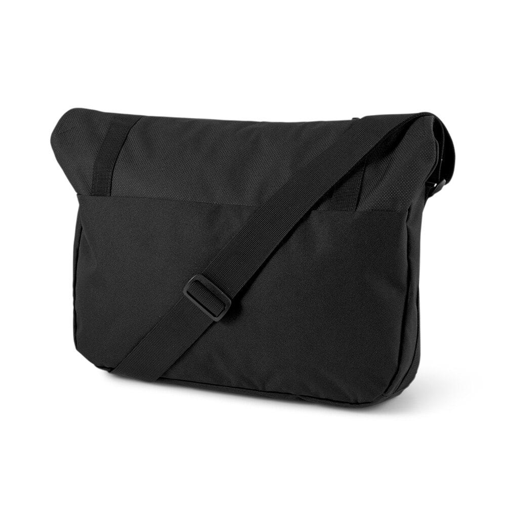 Изображение Puma Сумка Deck Messenger Bag #2: Puma Black