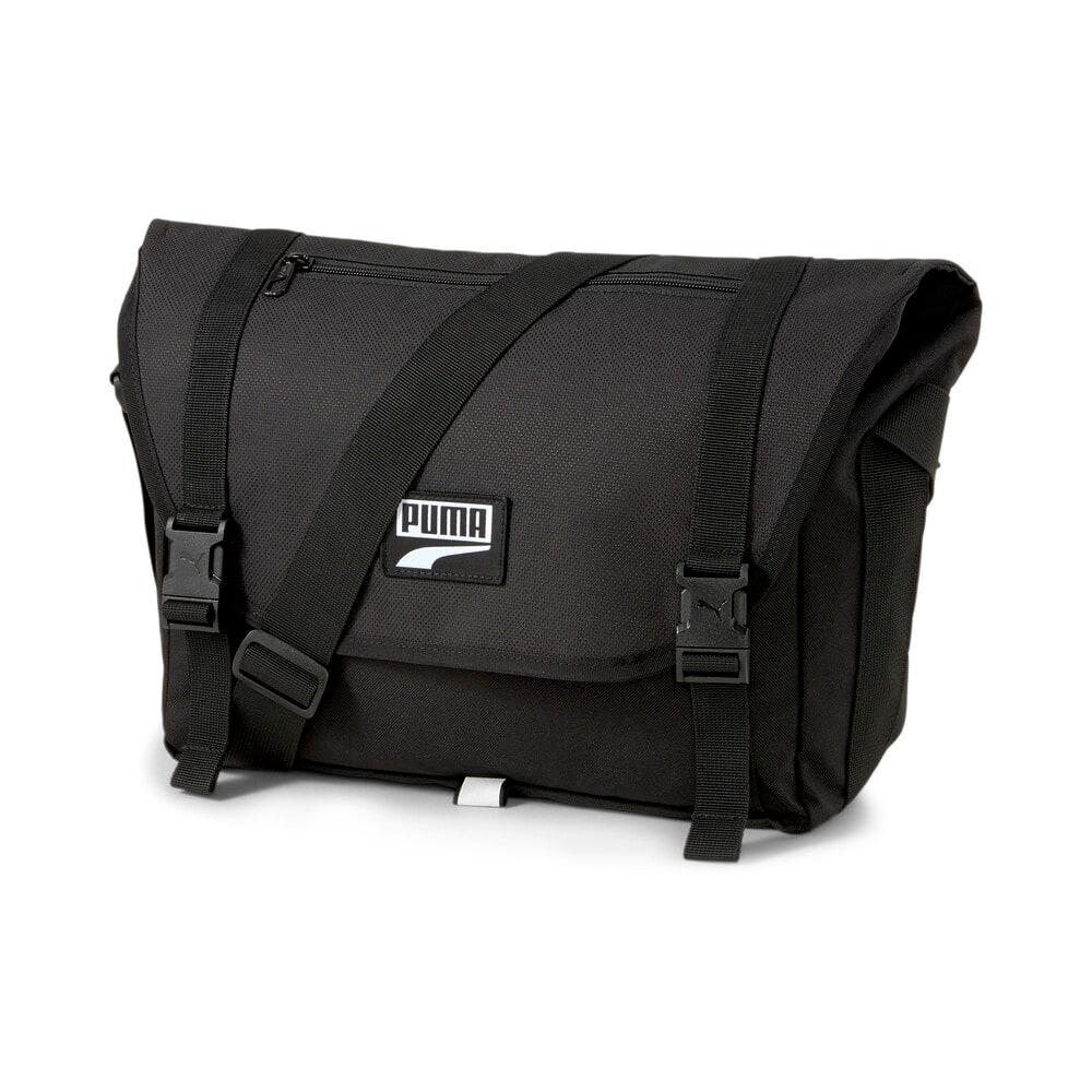 Изображение Puma Сумка Deck Messenger Bag #1: Puma Black