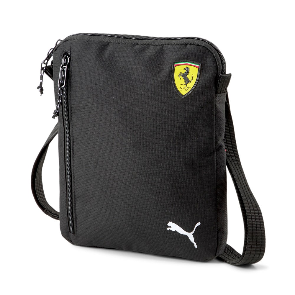Изображение Puma Сумка Scuderia Ferrari SPTWR Race Portable Shoulder Bag #1