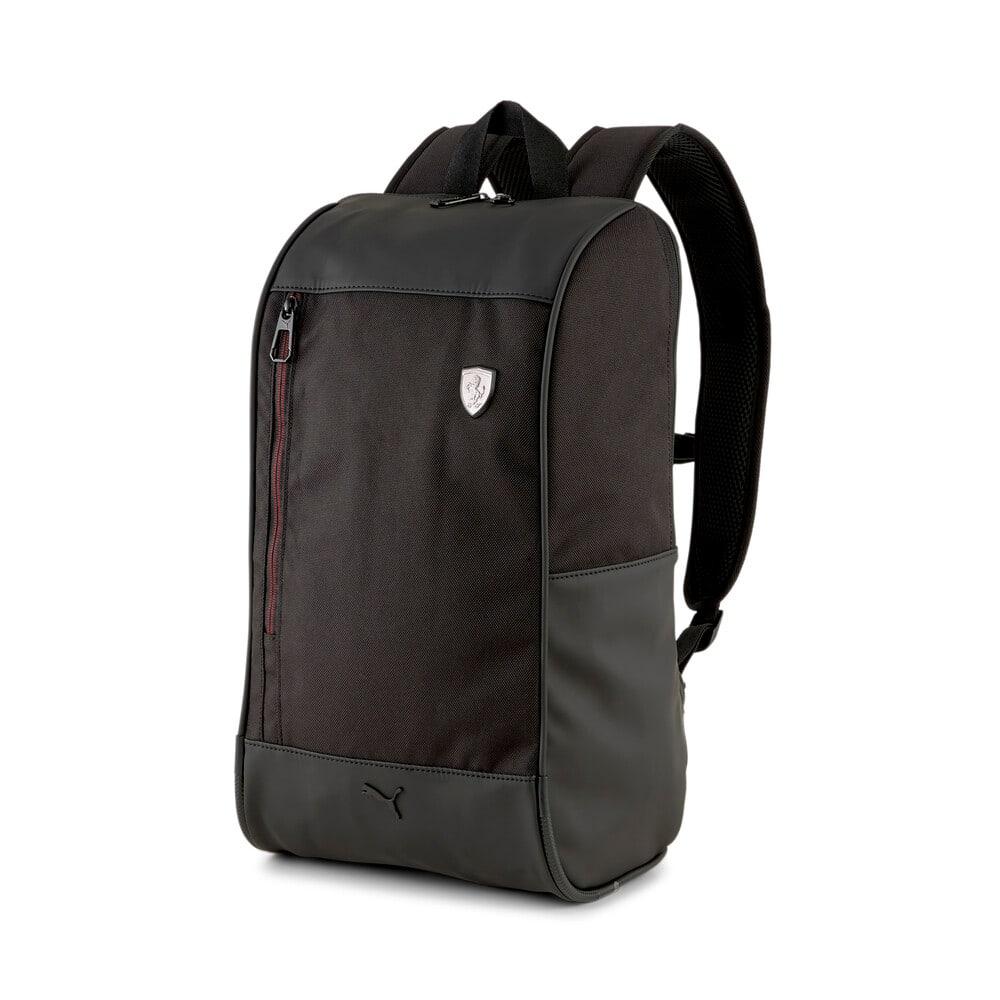 Изображение Puma Рюкзак Scuderia Ferrari SPTWR Style Backpack #1: Puma Black