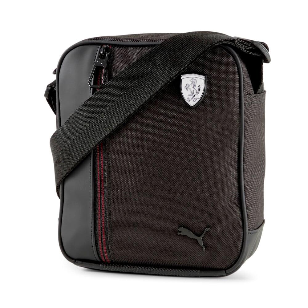 Зображення Puma Сумка Scuderia Ferrari SPTWR Style Portable Shoulder Bag #1: Puma Black