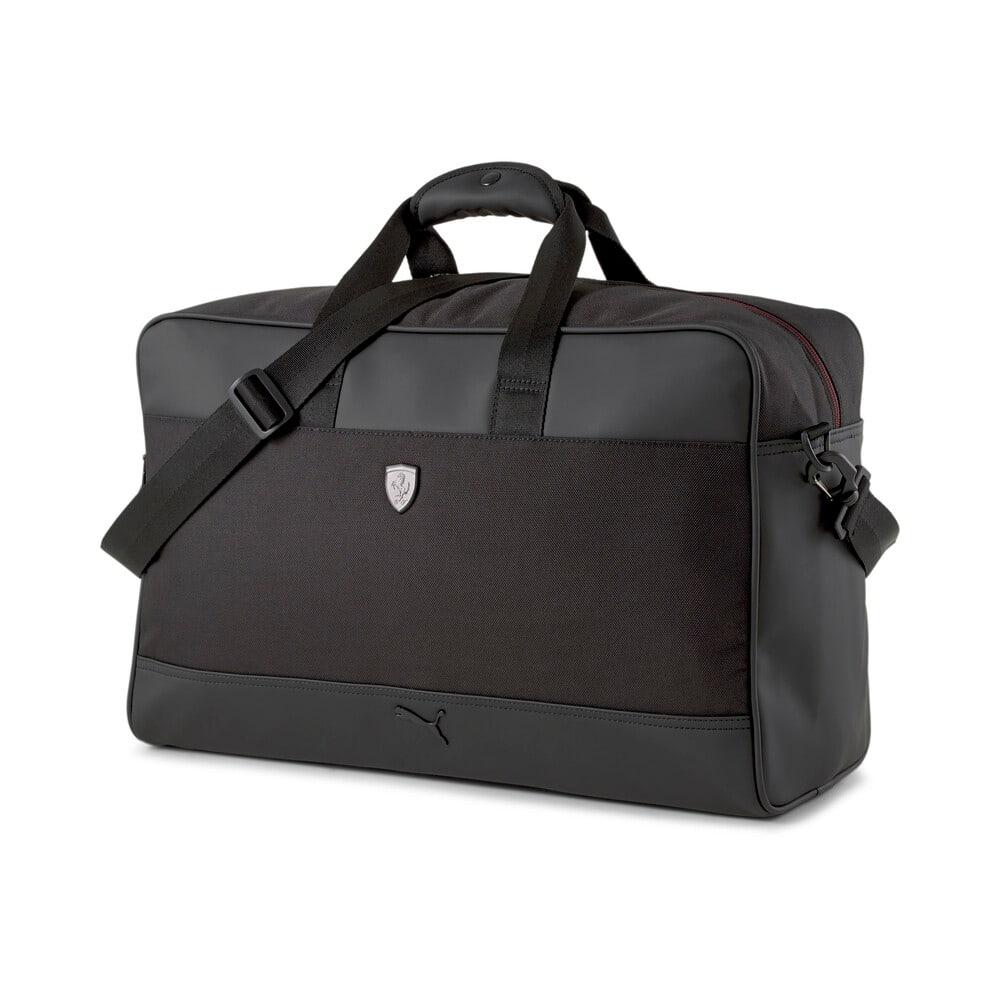 Зображення Puma Сумка Scuderia Ferrari SPTWR Weekender Bag #1: Puma Black