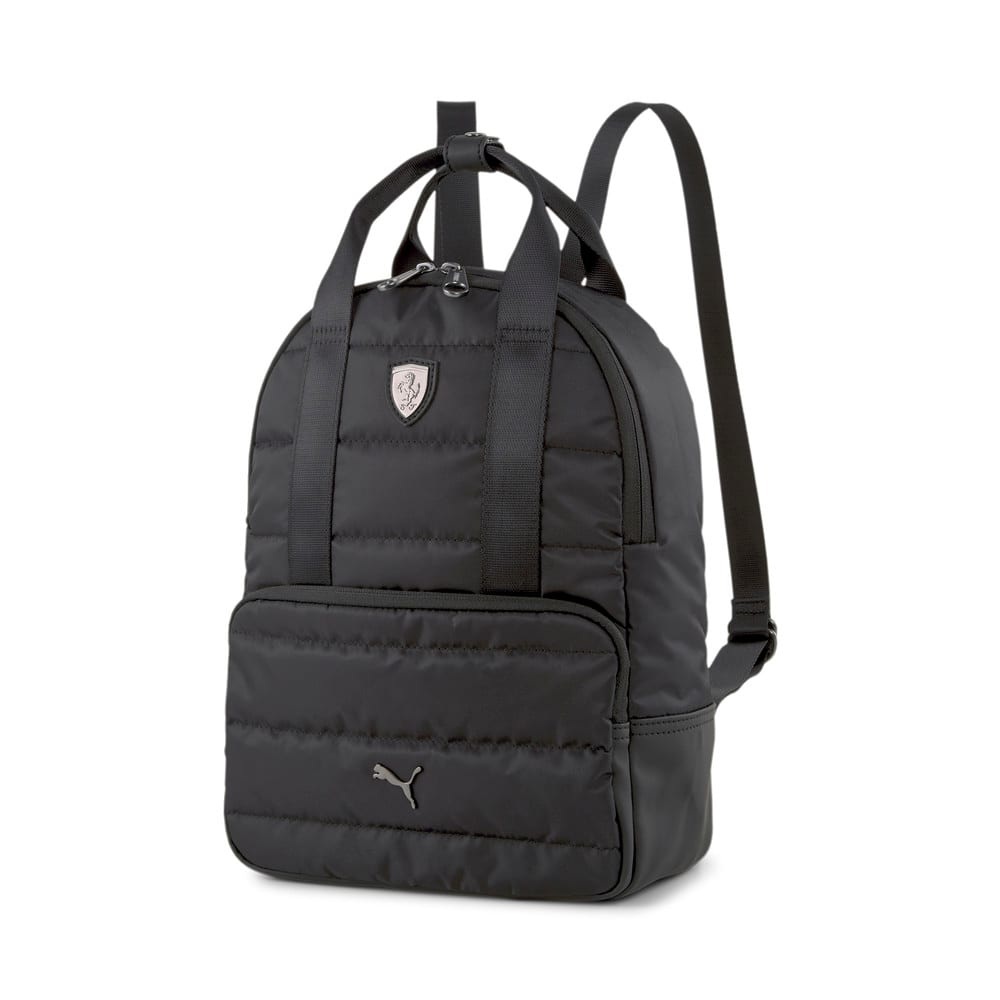 Зображення Puma Рюкзак Scuderia Ferrari SPTWR Women's Backpack #1: Puma Black