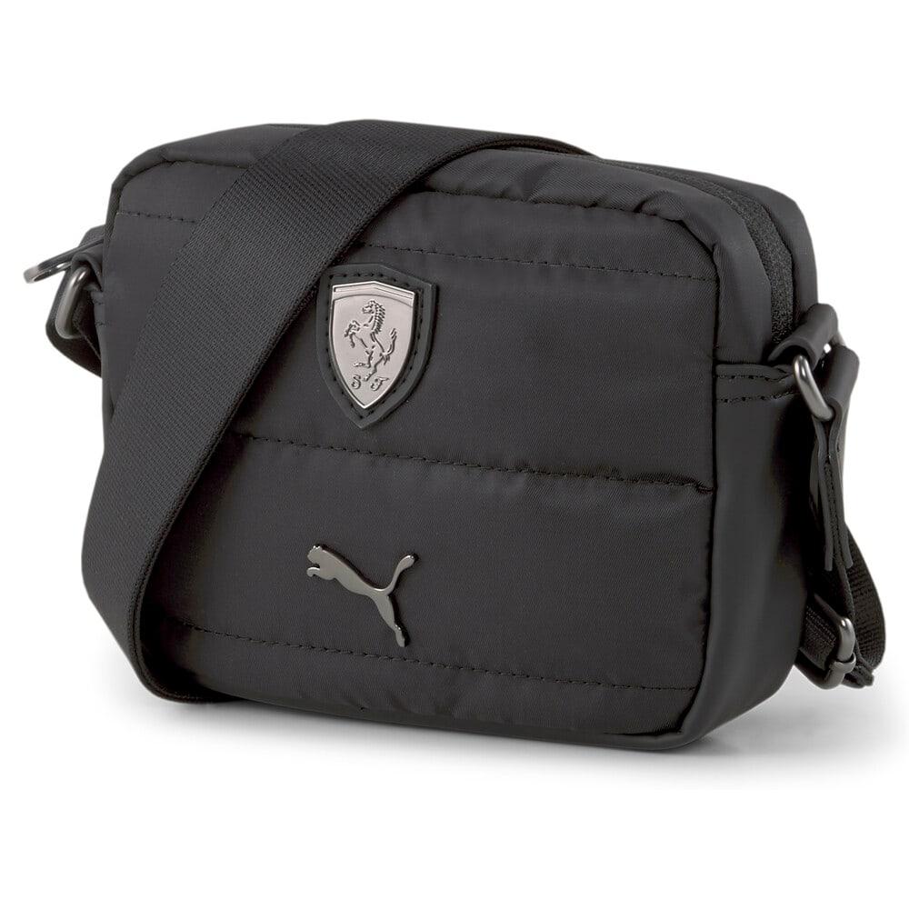 Изображение Puma Cумка через плечо Scuderia Ferrari SPTWR Women's Shoulder Bag #1: Puma Black